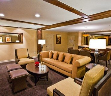 LUXURY 2 BEDROOM SUITE. Luxurious Las Vegas Hotel Suites   Tuscany Suites and Casino